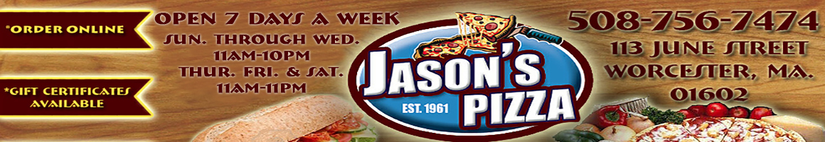 Jason's Pizza